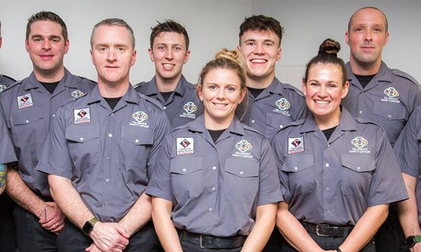 10 Tri service safety officers 1 600x360 - Apprenticeships for Tri-Service Safety Officers are national first