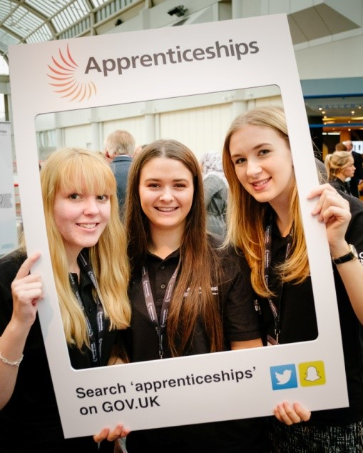 young ambassadors - Cornwall's Young Apprenticeship Ambassadors spread the word