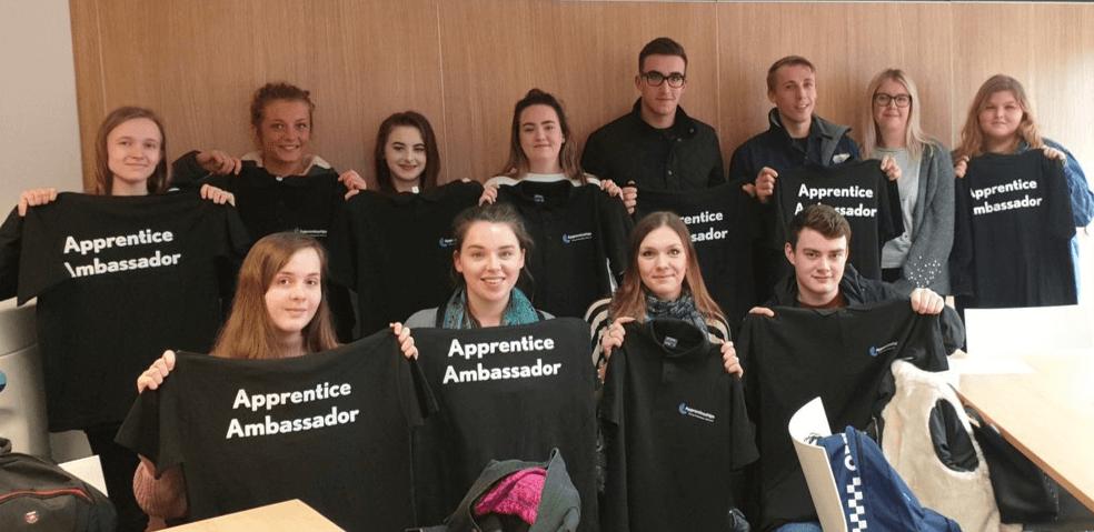 Ambassador photo - Become an Apprenticeship Ambassador